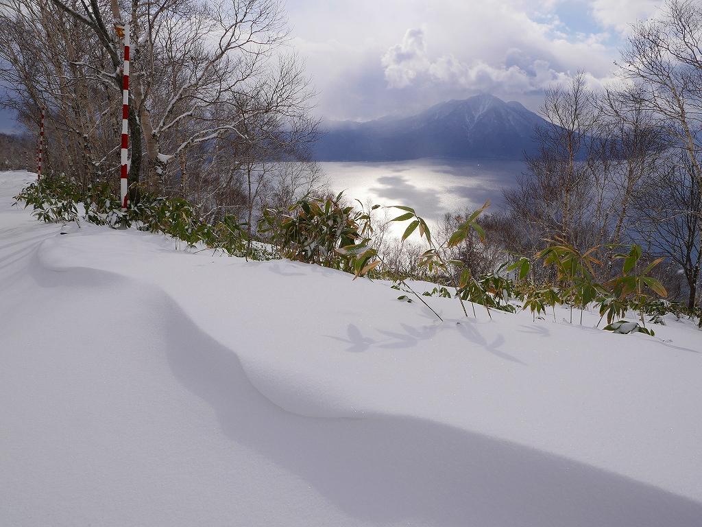 紋別岳、12月16日-その1-_f0138096_16454031.jpg