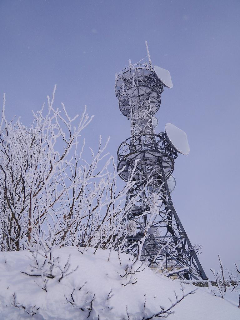 紋別岳、12月16日-その1-_f0138096_16462135.jpg