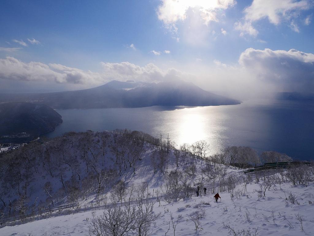 紋別岳、12月16日-その1-_f0138096_16465473.jpg