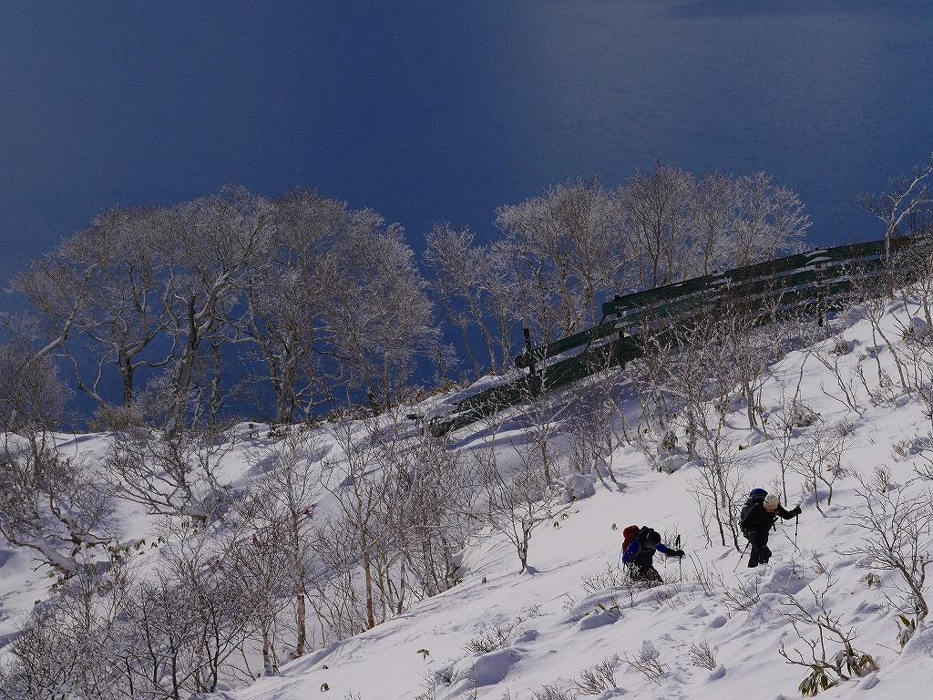 紋別岳、12月16日-その1-_f0138096_1647216.jpg