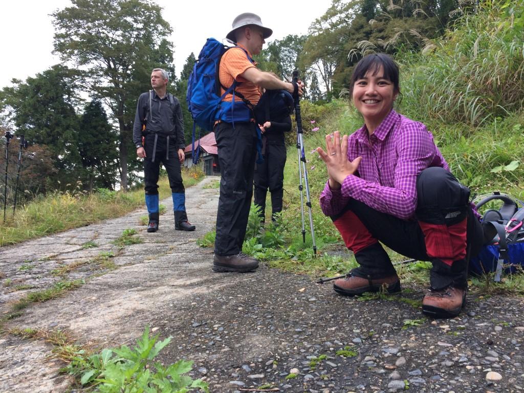 Shinetsu Trail Tour 2016 Oct 13 to Oct 23 [Part 2]_d0112928_4342233.jpg