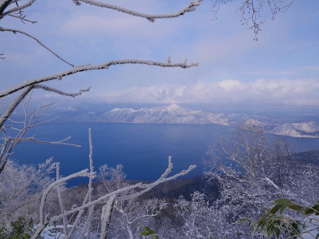 風不死岳北尾根、12月14日_f0138096_11572622.jpg