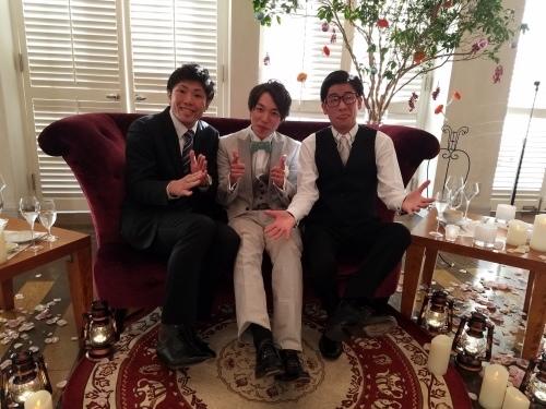 結婚式のお話&「柴田明雄ボクシング&フィットネス教室(少人数制)」情報_f0192306_19532776.jpg