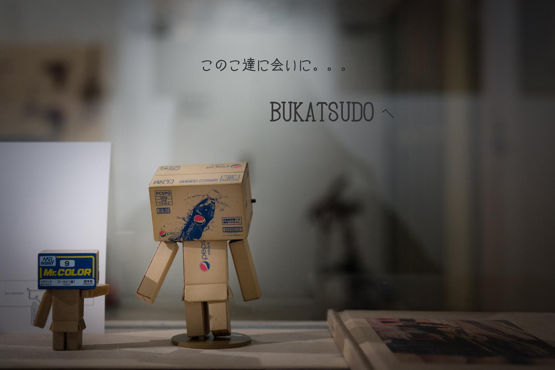 鈴木知子さんの写真展「365days」を見に BUKATSUDO へ。。。_d0154507_08252628.jpg