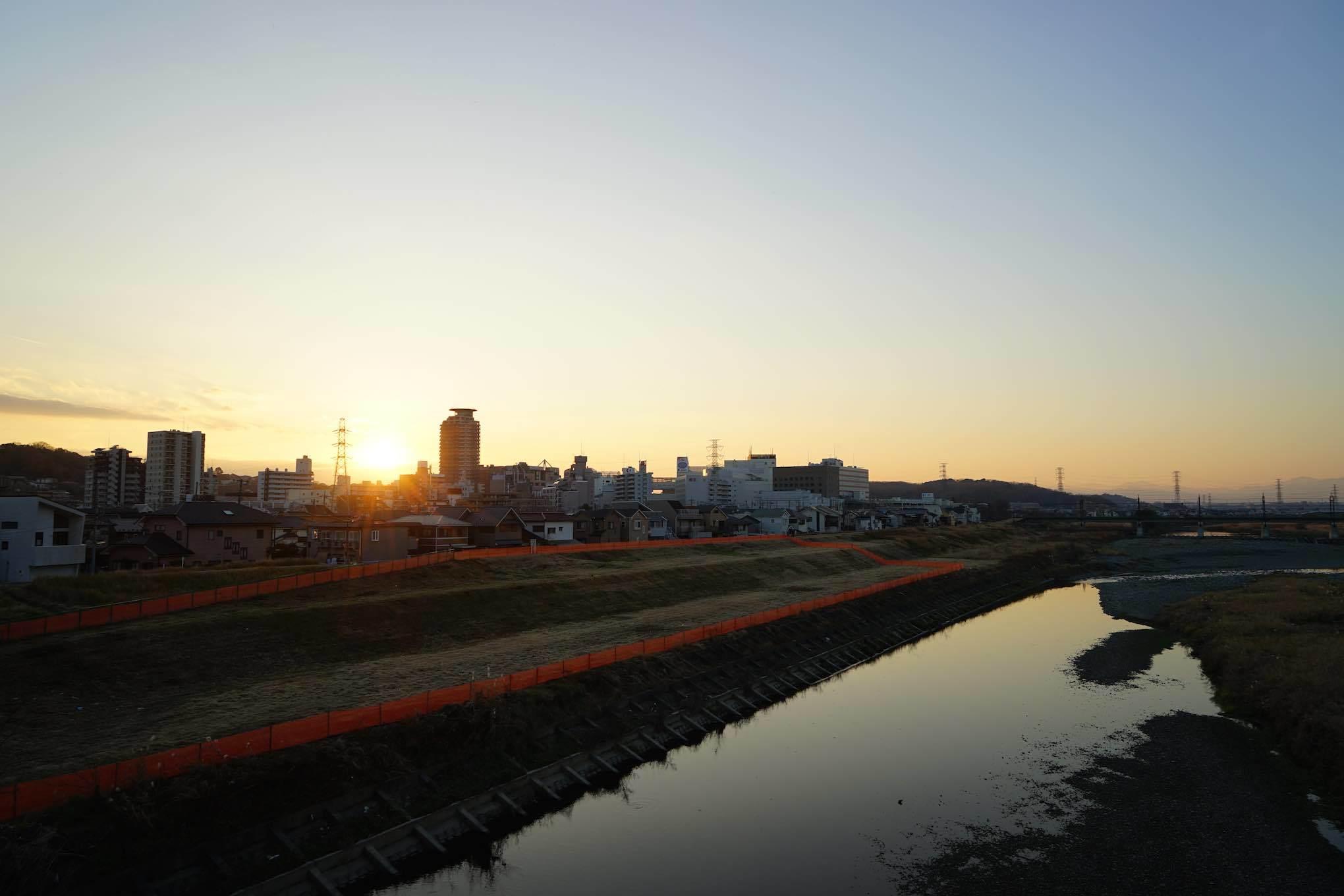 関戸橋架替工事 1_b0360240_19384075.jpg
