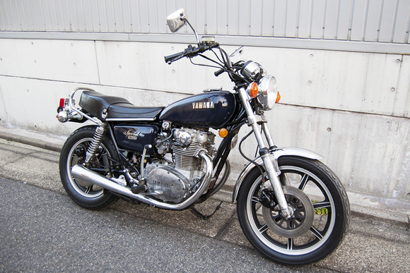 FOR SALE!! 1979 YAMAHA XS650SP_e0182444_19165071.jpg