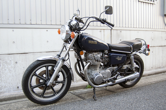 FOR SALE!! 1979 YAMAHA XS650SP_e0182444_19194110.jpg