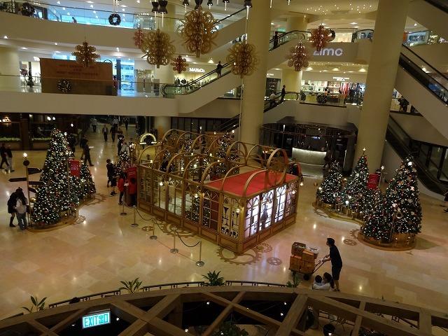 太古廣場(パシフィックプレイス)のクリスマスデコレーション 2_b0248150_14332028.jpg