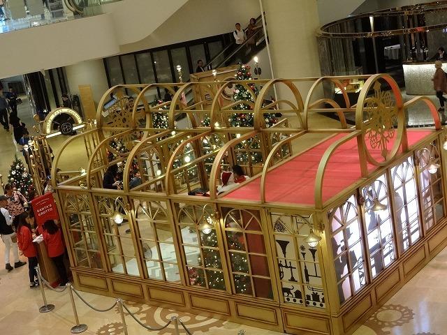 太古廣場(パシフィックプレイス)のクリスマスデコレーション 2_b0248150_14370656.jpg