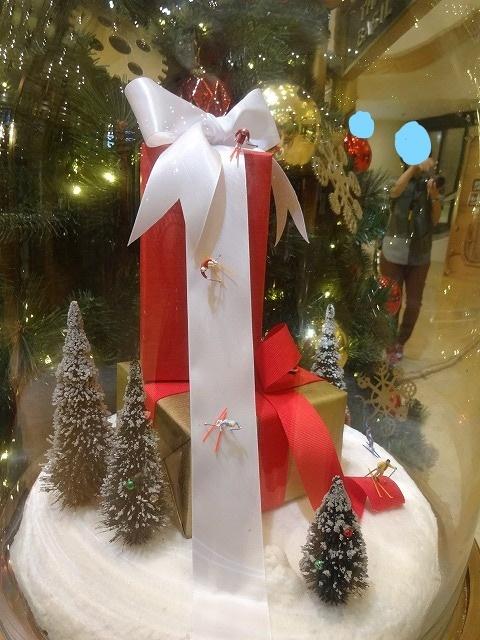 太古廣場(パシフィックプレイス)のクリスマスデコレーション 2_b0248150_14515056.jpg