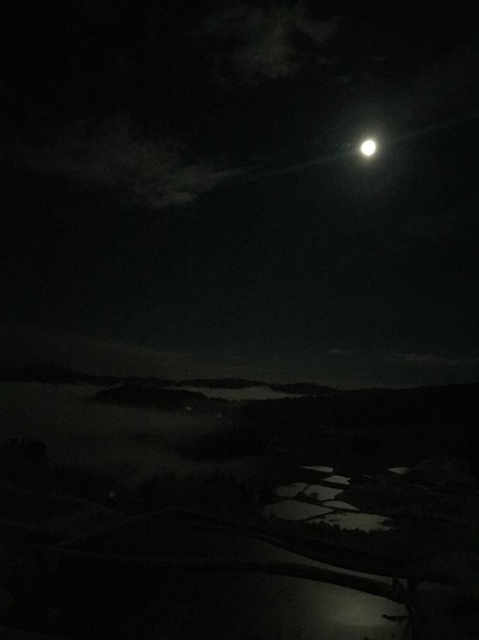月夜の棚田と雲海_d0182179_12143816.jpg