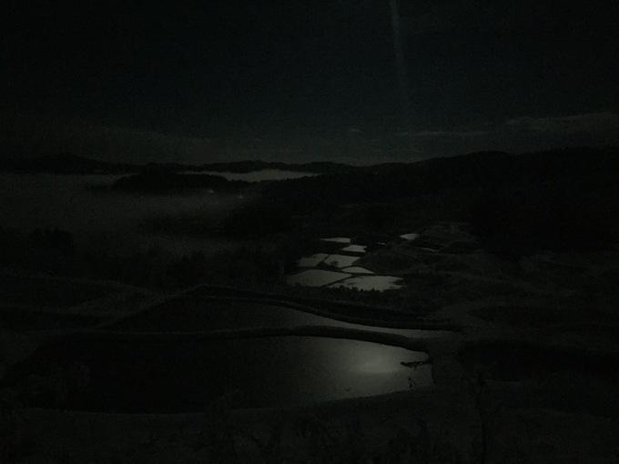 月夜の棚田と雲海_d0182179_12152162.jpg