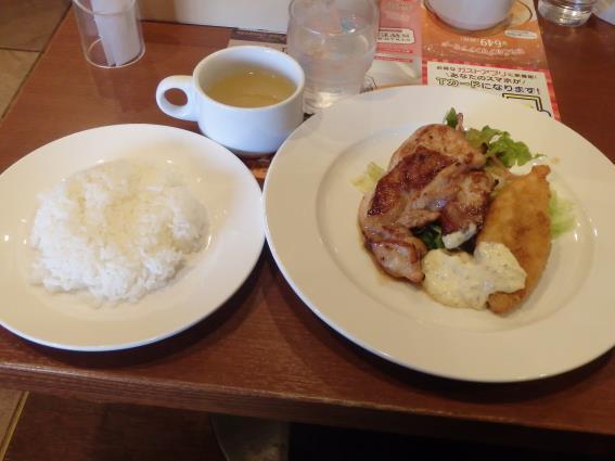 Cafeレストラン ガスト    伊丹荒牧店_c0118393_14511976.jpg