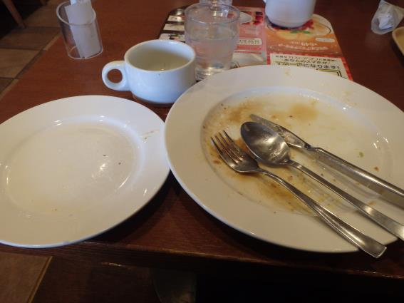 Cafeレストラン ガスト    伊丹荒牧店_c0118393_1585427.jpg