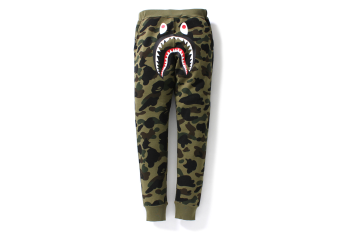 1ST CAMO SHARK SLIM SWEAT PANTS_a0174495_15403942.jpg