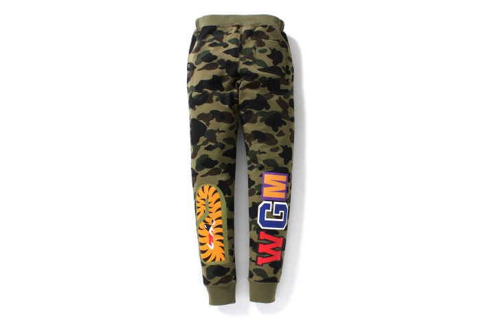 1ST CAMO SHARK SLIM SWEAT PANTS_a0174495_15411760.jpg