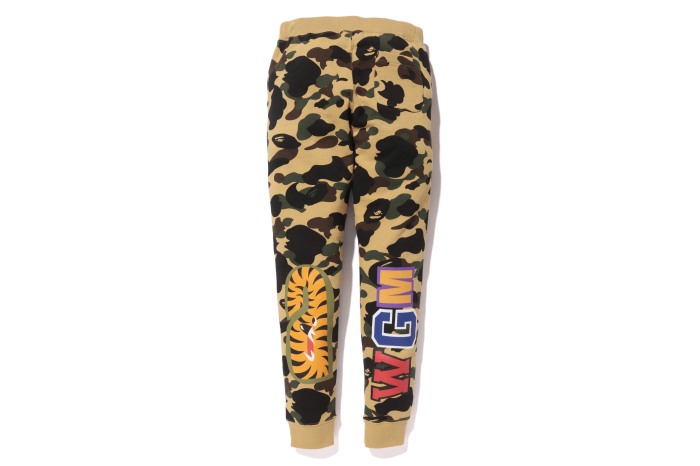 1ST CAMO SHARK SLIM SWEAT PANTS_a0174495_15422477.jpg