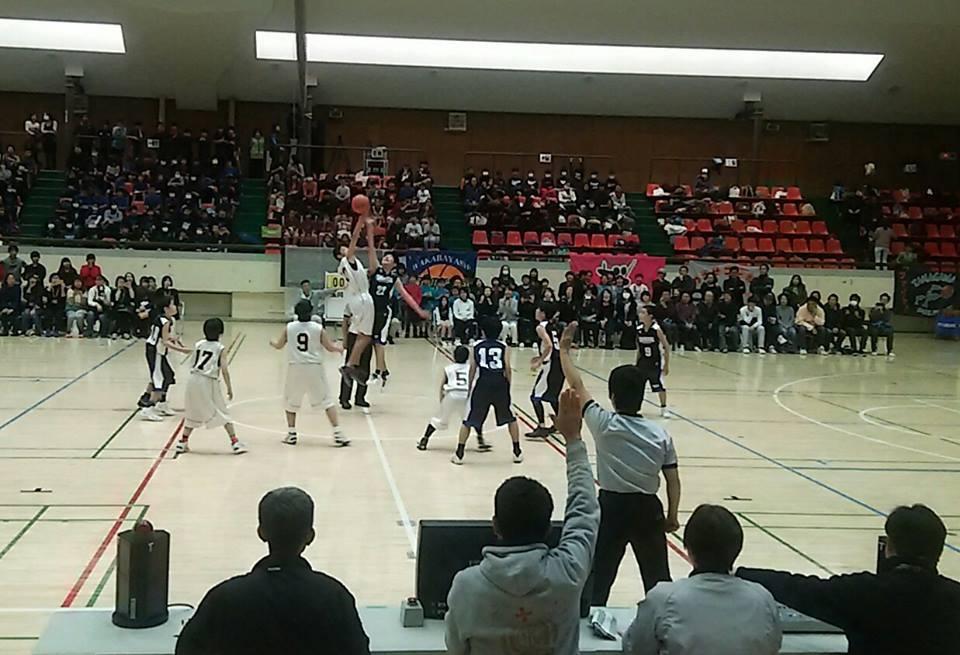 平成28年度世田谷区ミニバスケットボール冬季大会 決勝戦_c0092197_23361210.jpg
