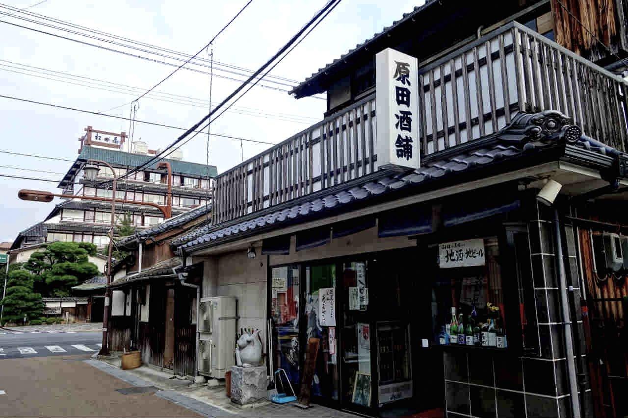 【山口】温泉街の酒屋_c0348200_21240992.jpg