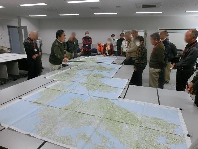 南海トラフ巨大地震の底知れぬ大きさと怖さ! 災害図上訓練「DIGセミナー」で_f0141310_803493.jpg