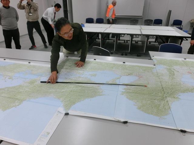 南海トラフ巨大地震の底知れぬ大きさと怖さ! 災害図上訓練「DIGセミナー」で_f0141310_81218.jpg
