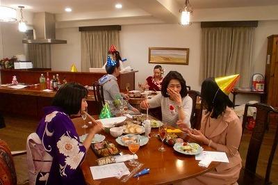 カラーフィールドのクリスマス☆『Think Pink Party』速報♪_c0200917_21533142.jpg