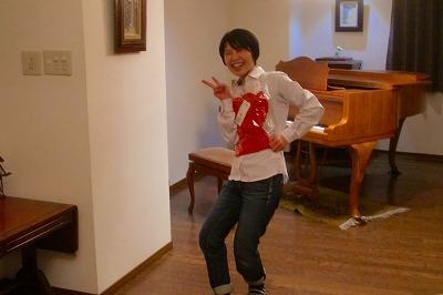 カラーフィールドのクリスマス☆『Think Pink Party』速報♪_c0200917_22052636.jpg