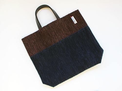 薄井ゆかりさんの裂き織りバッグが、再入荷しました。_a0026127_17173969.jpg