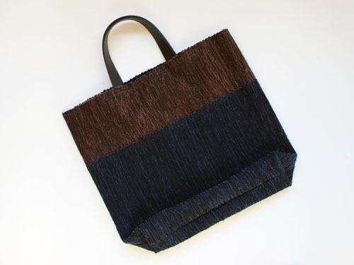 薄井ゆかりさんの裂き織りバッグが、再入荷しました。_a0026127_17174654.jpg