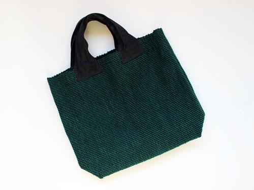 薄井ゆかりさんの裂き織りバッグが、再入荷しました。_a0026127_17175874.jpg