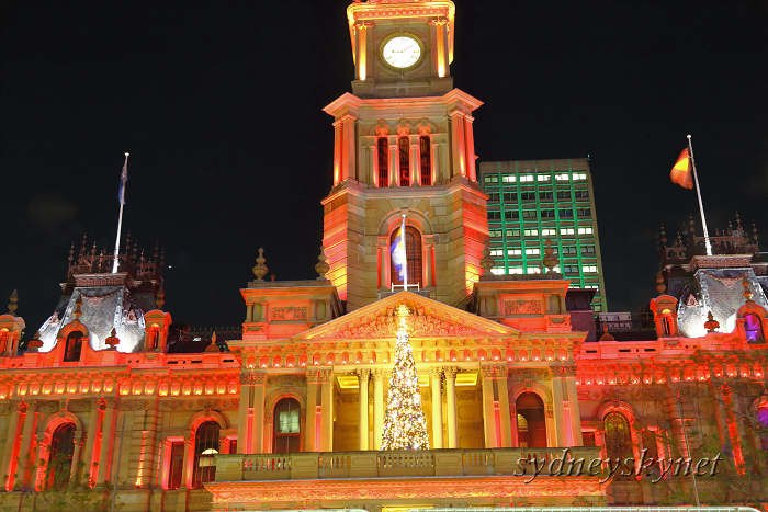 XMAS in sydney 2016 ~4~ TownHall_f0084337_20315980.jpg