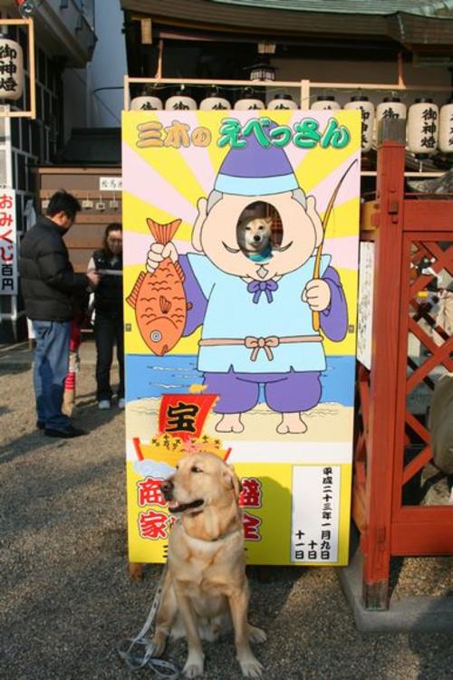 えべっさん&食育&新年会_e0364854_17034518.jpg
