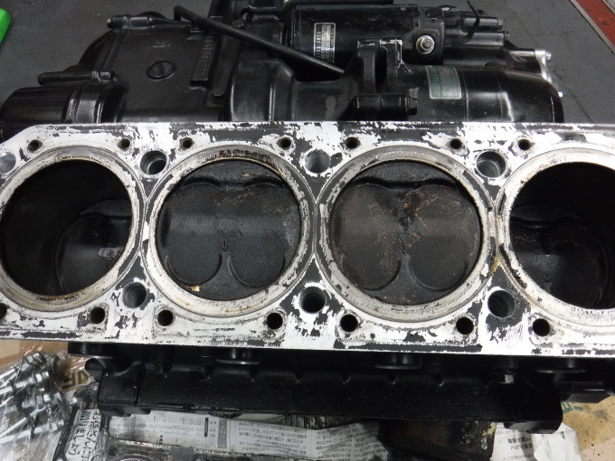 kawasaki ZL900 エンジンオーバーホールでござる。その4_a0163159_00241519.jpg