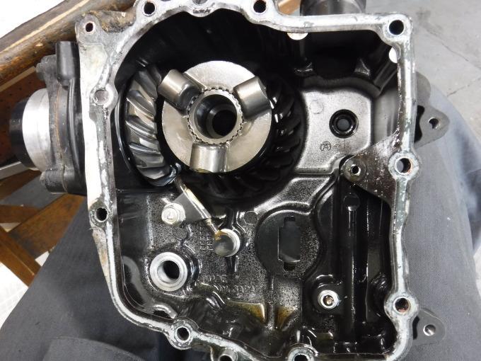 kawasaki ZL900 エンジンオーバーホールでござる。その4_a0163159_00290761.jpg