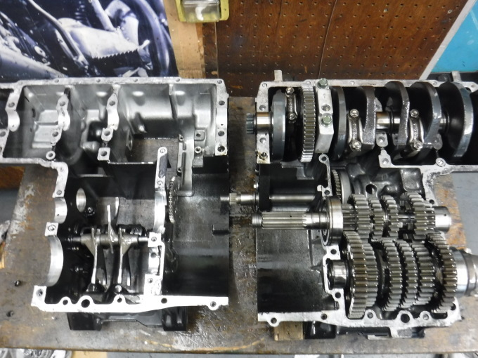 kawasaki ZL900 エンジンオーバーホールでござる。その5_a0163159_00383047.jpg