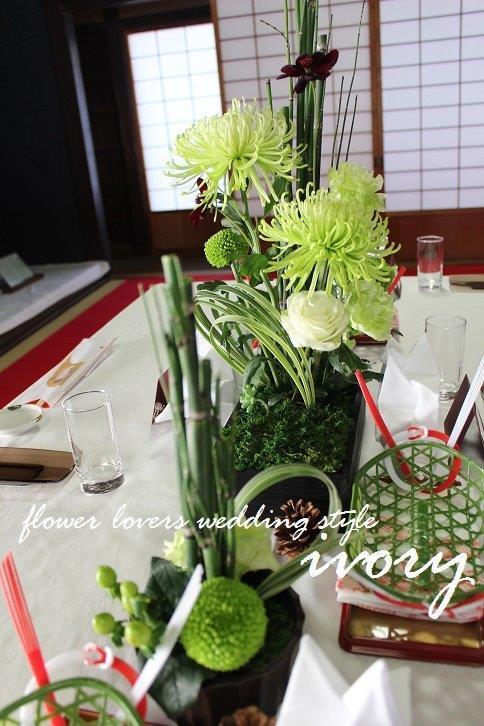 『〜昨日の婚礼から〜♬』_b0094378_22291296.jpg