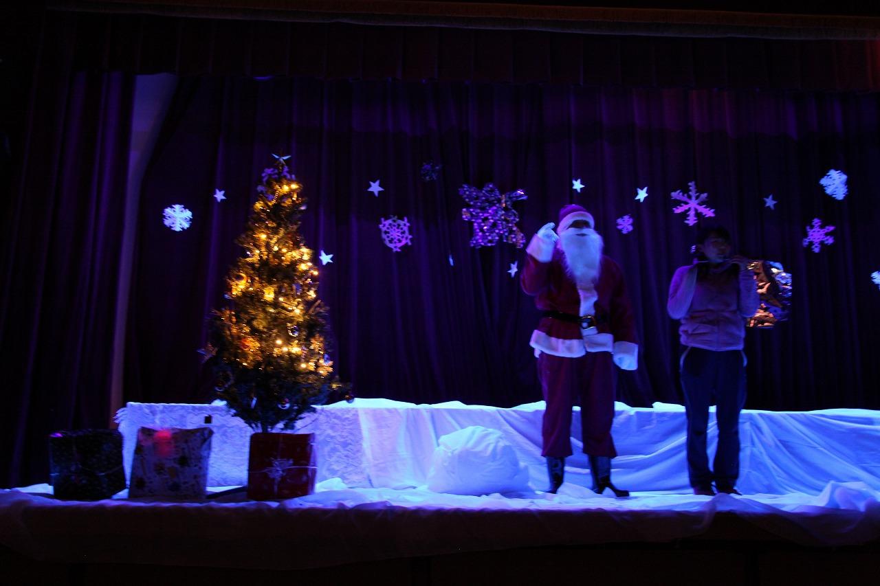 クリスマス会_b0277979_18374348.jpg