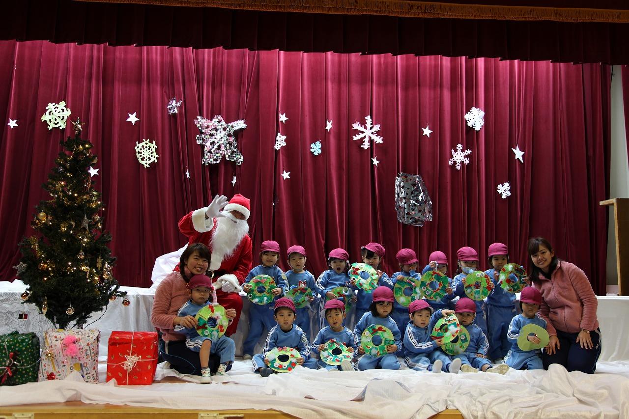 クリスマス会_b0277979_18384242.jpg