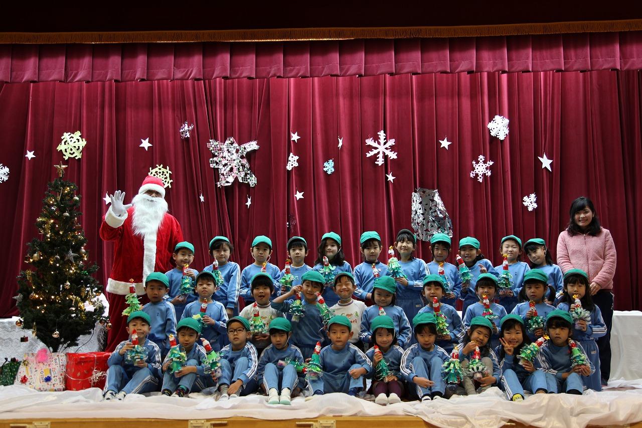 クリスマス会_b0277979_18392316.jpg