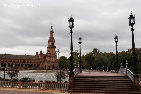 スペイン旅 2016  セビリア スペイン広場_d0353281_01034079.jpg