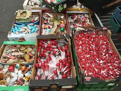 今年最後のケンプトンアンティークマーケットもクリスマスモード_f0238789_20125674.jpg