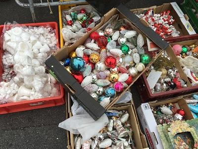今年最後のケンプトンアンティークマーケットもクリスマスモード_f0238789_20132972.jpg