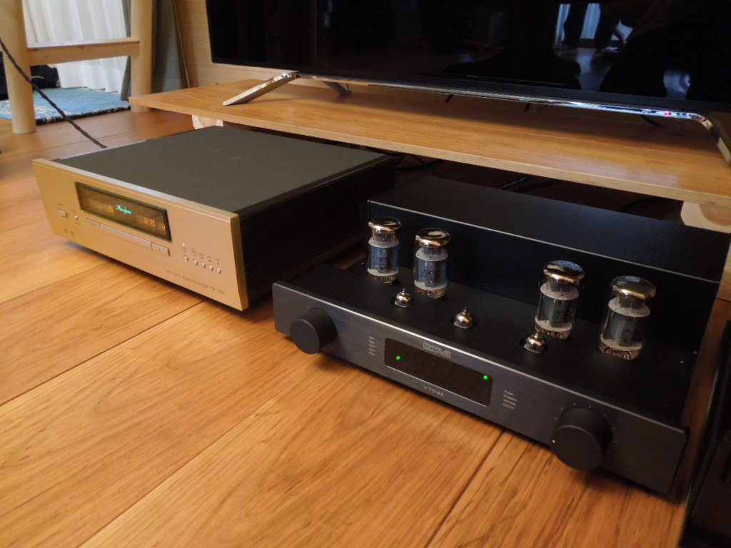 お宅訪問記【Accuphase、OCTAVE、DYNAUDIO、Jorma Design、Cold ray】_c0113001_17341239.jpg
