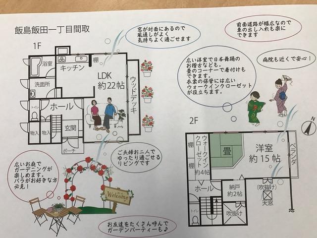 飯島飯田一丁目の住宅のお題・・_d0005807_828023.jpg
