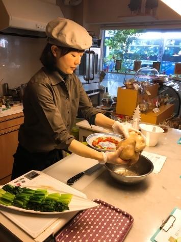 一体何回目??「海南チキンライスレッスン!」 & 1月はシンガポール料理!!_f0141419_11094967.jpg