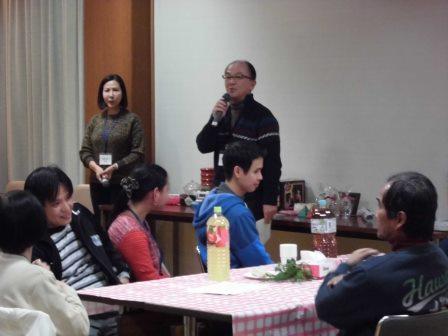 杉之浦の中心で国際交流を叫ぶ!! パート2 ~フィリピンの皆さんとクリスマスパーティーを楽しむ~_f0229523_18545977.jpg