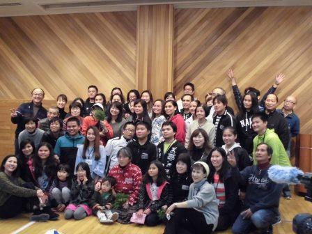 杉之浦の中心で国際交流を叫ぶ!! パート2 ~フィリピンの皆さんとクリスマスパーティーを楽しむ~_f0229523_18595899.jpg