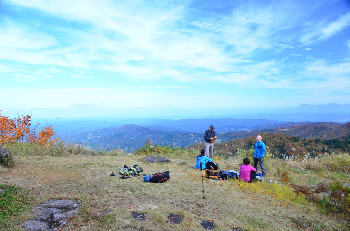 Shinetsu Trail Tour 2016 Oct 13 to Oct 23 [Part 4]_d0112928_07571944.jpg