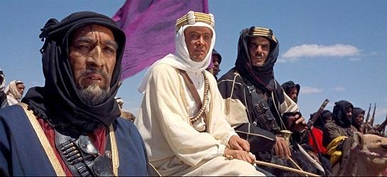 アラビアのロレンス Lawrence of Arabia (4K Digital Remaster)_e0040938_17174379.jpg