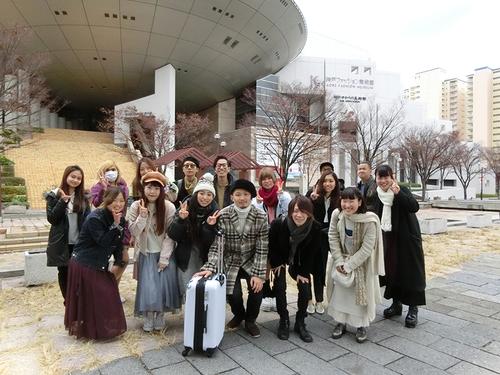 研修旅行で神戸・大阪へ_b0163640_1559486.jpg